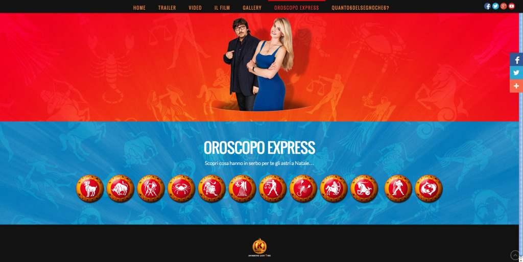 website / oroscopo express