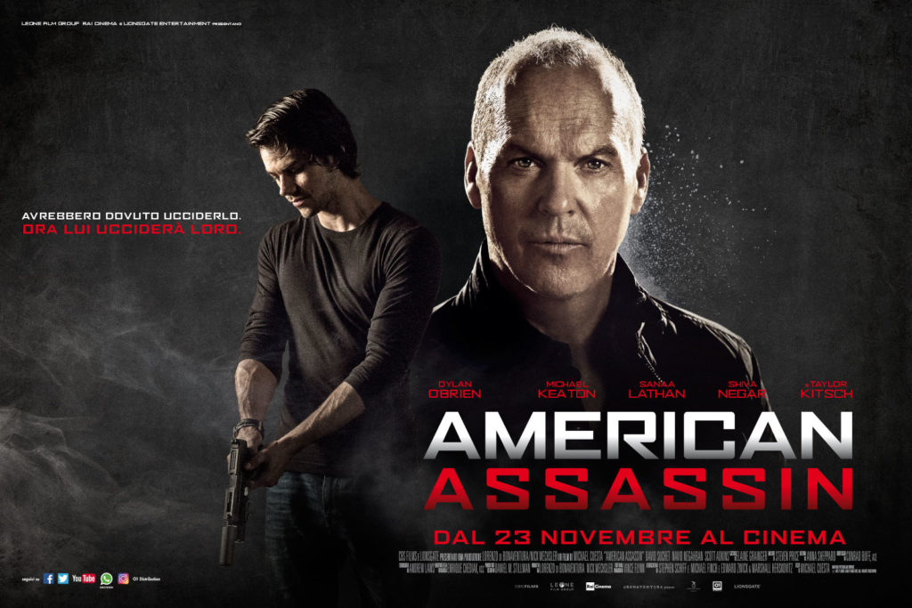 American Assassin orizzontale