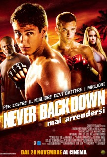Never Back Down (Medusa)