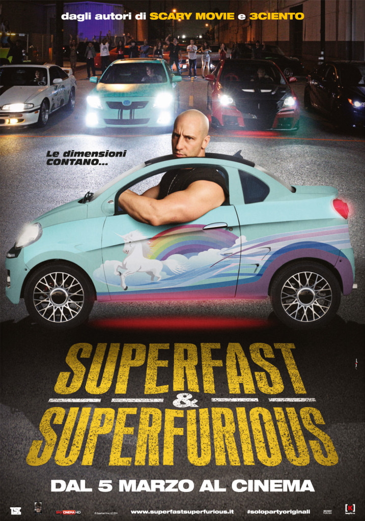 Superfast Superfurious - Microcar