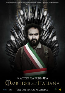 manifesto versione 'Game of Trones'
